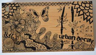 Paleta Urban Decay Sustainable