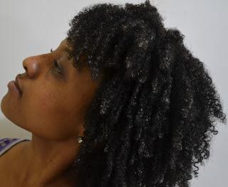 Cabelo Afro: Gel de Linhaça