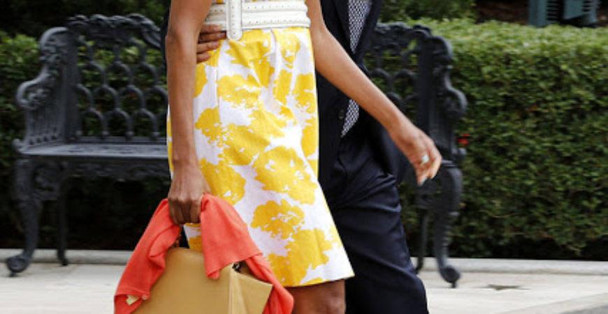 Michelle Obama – Uma inspiração!