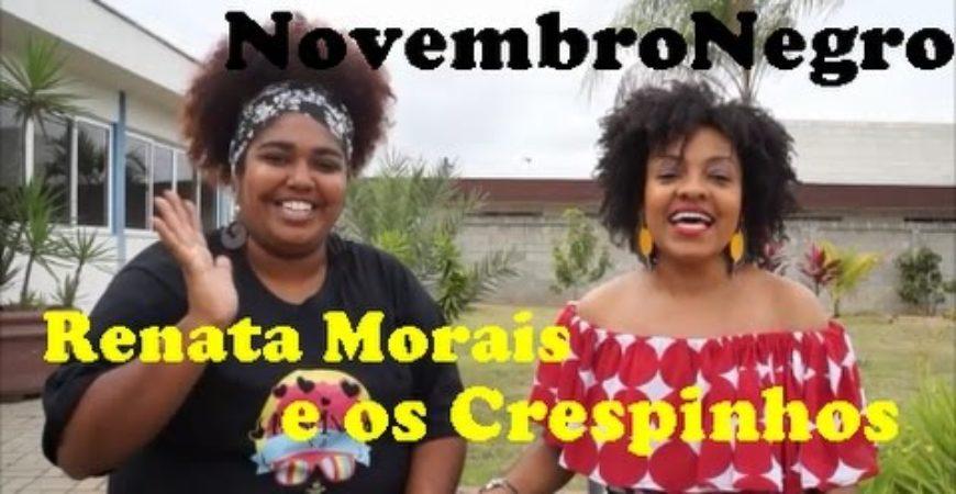 Novembro Negro com Renata Morais e os Crespinhos Five