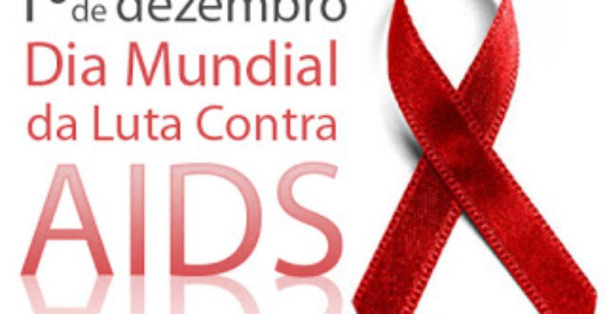 1 de Dezembro – Dia Mundial de Luta Contra a AIDS