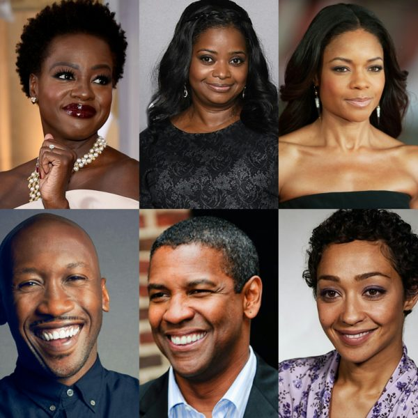 Conheça os negros indicados ao Oscar 2017