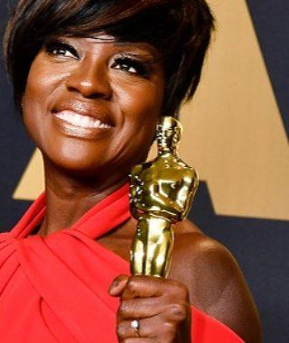 As maravilhosas no Oscar 2017