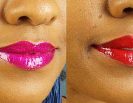 COVERGIRL – Lip lava e Jumbo gloss balm