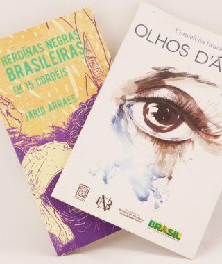 Dicas de Livros: Olhos D'Água e Heroínas Negras Brasileiras