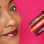 Black Opal Patent Lips – Violine, Orange e Uptown Brown