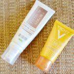 Protetor solar com cor para pele negra