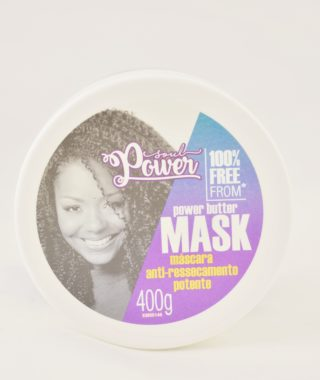 Máscara anti-ressecamento Power Butter Mask – Soul Power