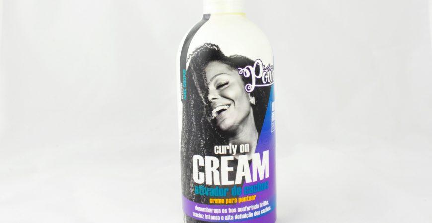 Ativador de cachos – Soul Power – Curly on Cream