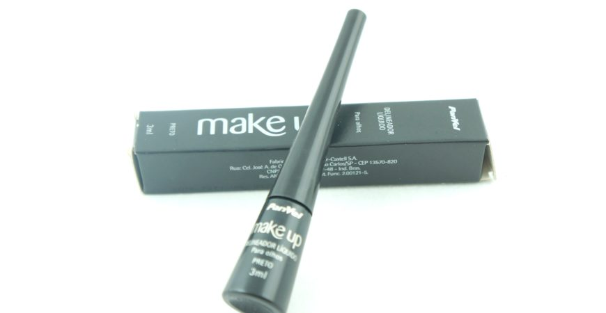 Delineador Líquido Make Up – Panvel