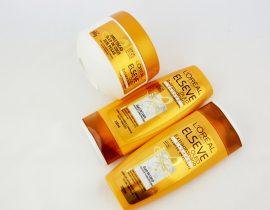 Linha Elseve Óleo Extraordinário Cachos -Shampoo, Condicionador e Creme de tratamento
