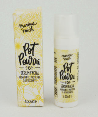 Cuidados com a pele: Sérum Facial Marina Smith – Pot Pourri