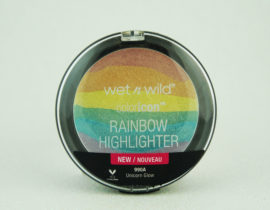 Wet n Wild Coloricon – Rainbow Highlighter Unicorn Glow