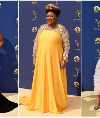 Inspiração de look festa com Red Carpet do Emmy's 2018