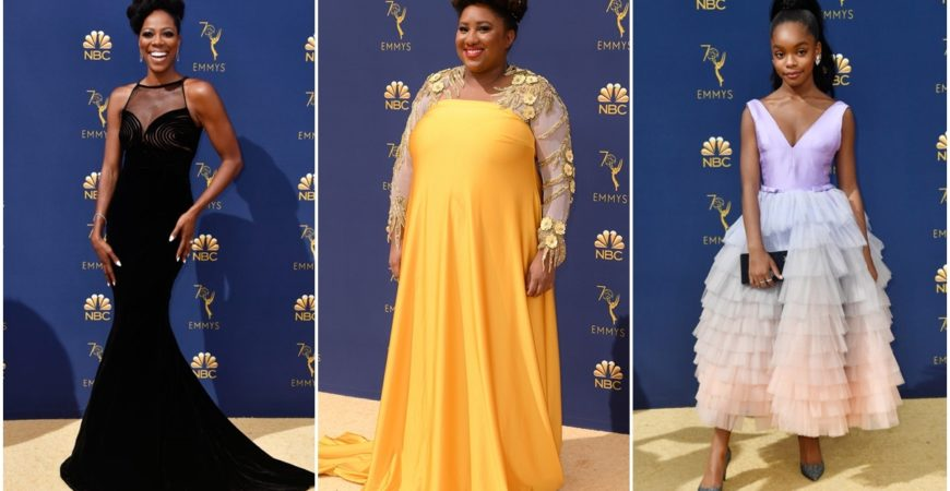 Inspiração de look festa com Red Carpet do Emmy's 2018