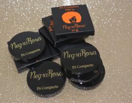 Lançamento Negra Rosa – Pó Compacto com FPS 15!!